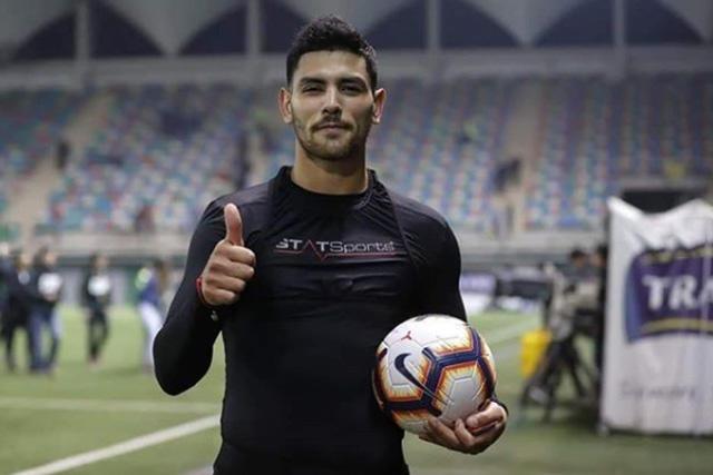 Lucas Passerini estaría cerca de ser nuevo delantero de Cruz Azul