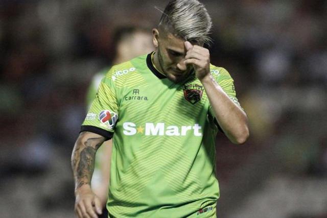 Gabriel Hachen es suspendido un por abofetear a un árbitro
