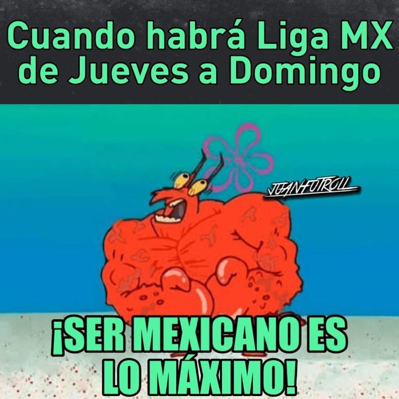 Los memes que dejó el Thursday Night Football de Juárez vs Pumas
