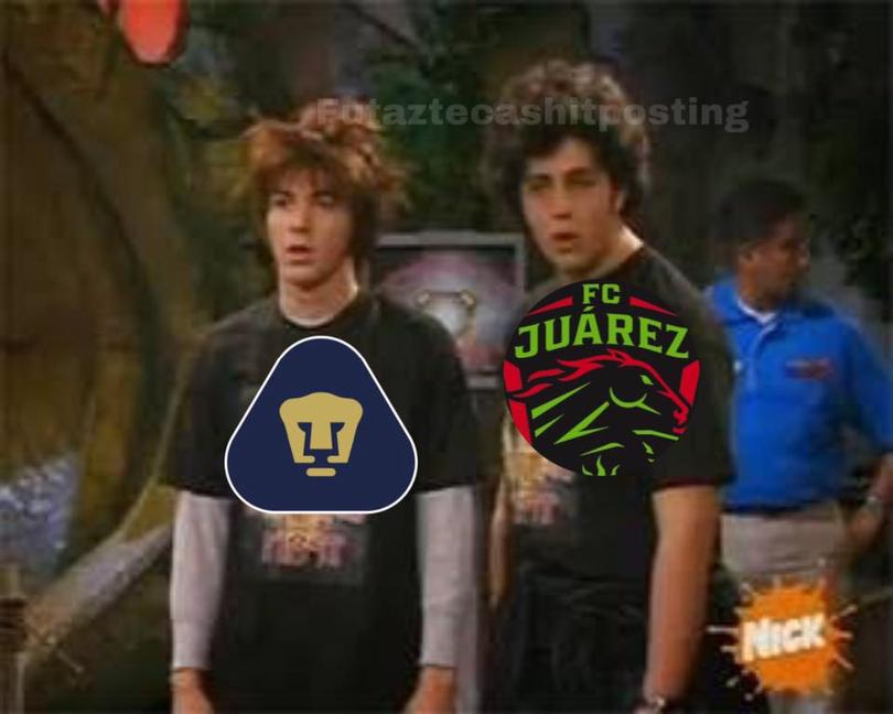 Los memes que dejó el Thursday Night Football de Juárez vs Pumas