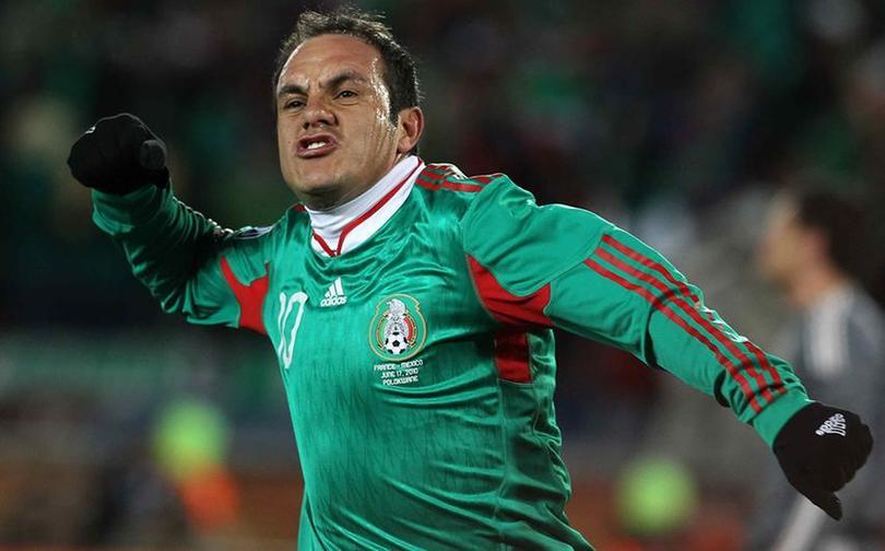 La Liga Francesa trollea a Cuauhtémoc Blanco por su cumpleaños