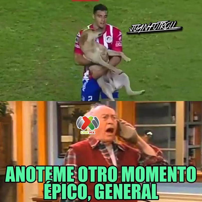 Los memes del Atlético San Luis vs Cruz Azul