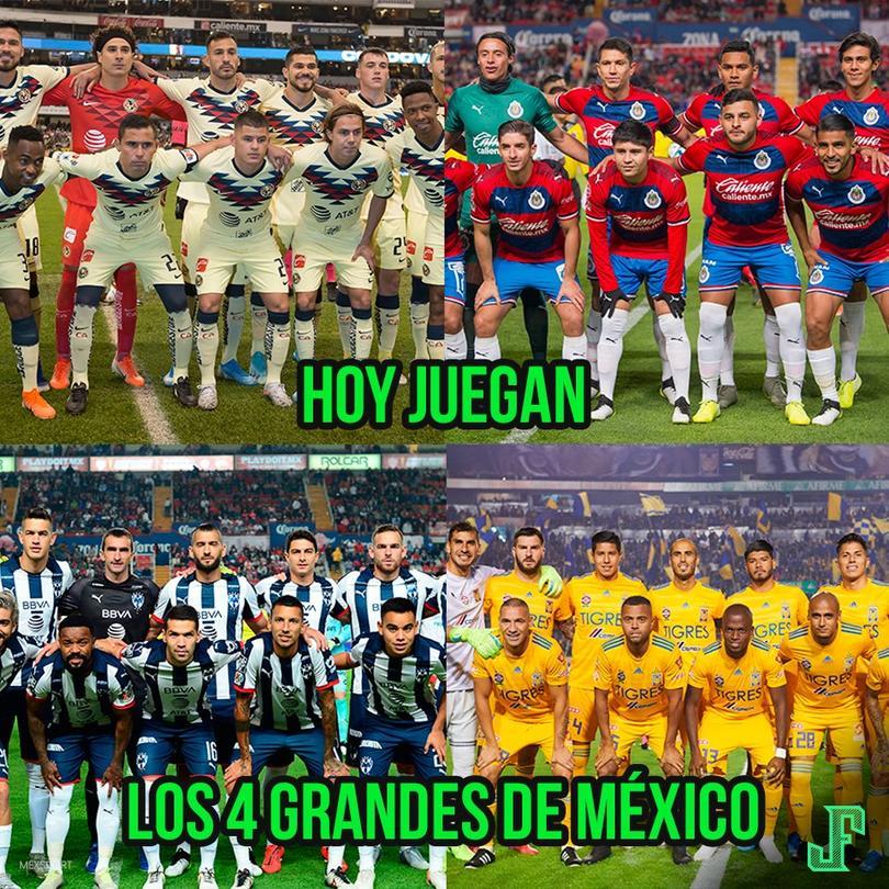 Los memes del Pachuca vs Chivas