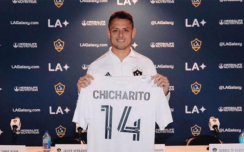En América querían que el Galaxy no comprara a Chicharito Hernández