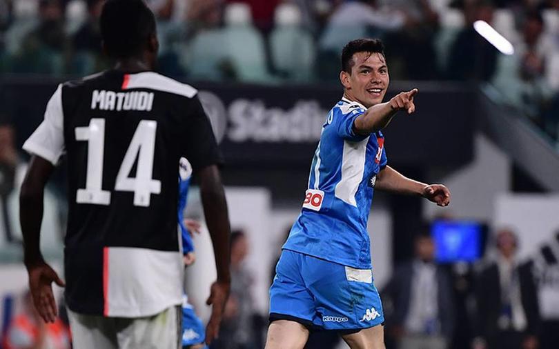 Chucky ante la Juventus de CR7 y los partidos del fin de semana de mexicanos en Europa