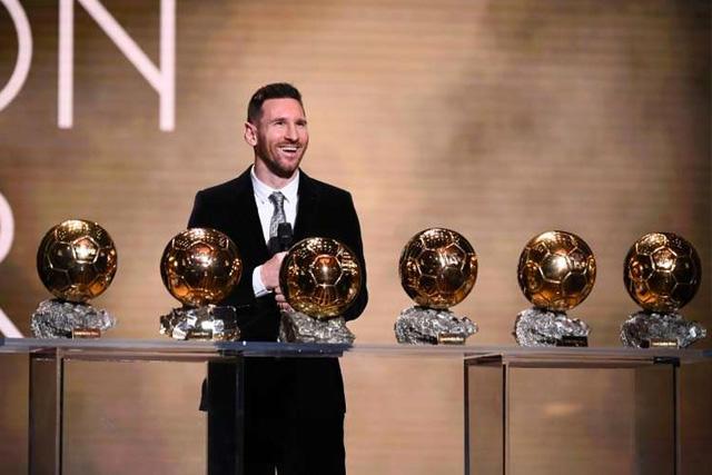 OTRO reveló un video de la intimidad de Messi antes de ganar su sexto Balón de Oro