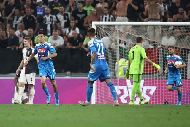 El Napoli de Chucky recibe a la Juventus