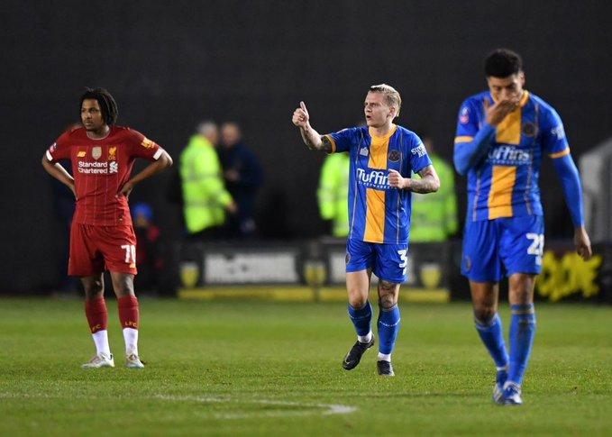 El modesto equipo de la tercera división inglesa mando el partido a replay