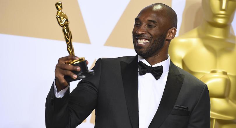 Kobe Bryant ganador del Oscar a mejor cortometraje en 2018