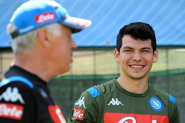 Club de la Premier League irá por Hirving Lozano al final de la temporada