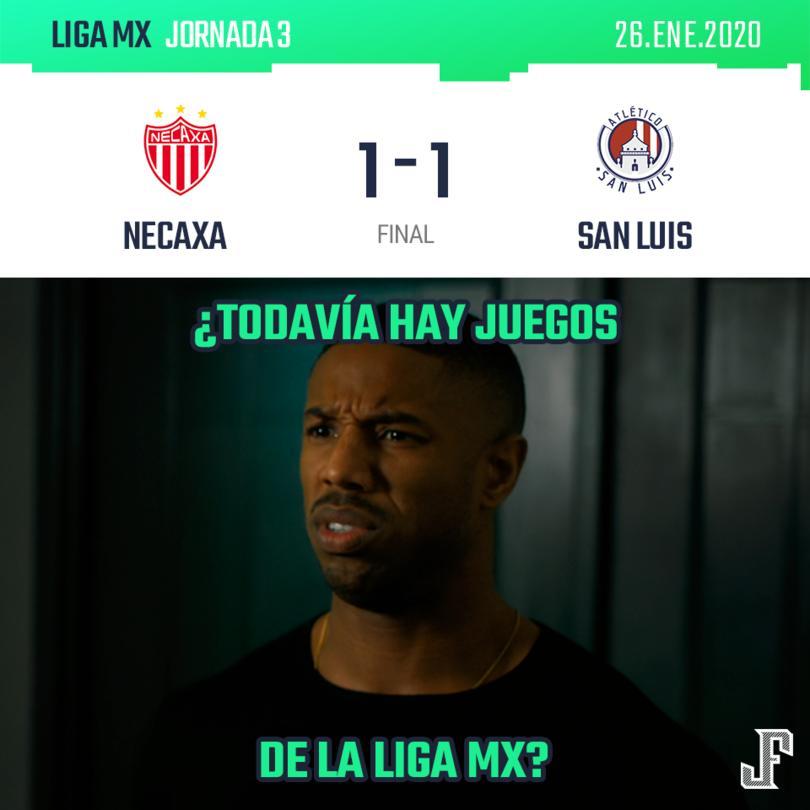 San Luis se adelantó con gol de Matías Catalán pero al minuto 90, Daniel Álvarez empató el partido.