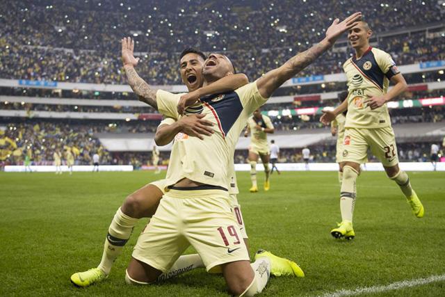 América venció 6-1 a Pumas para eliminarlos de las semifinales