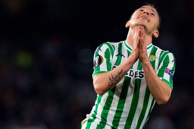 Andrés Guardado sufrió lesión muscular