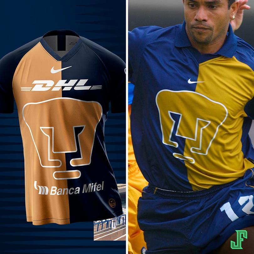 Pumas 2020 vs Pumas 2001