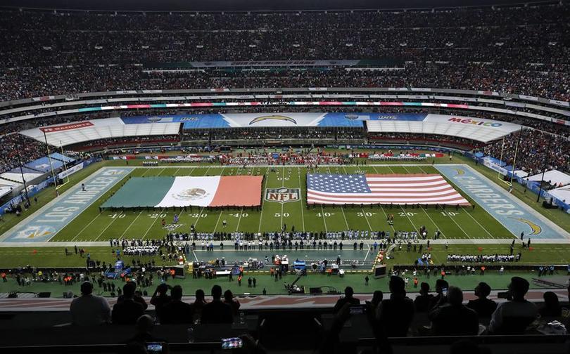 Chargers vs Chiefs 2020 en el Estadio Azteca