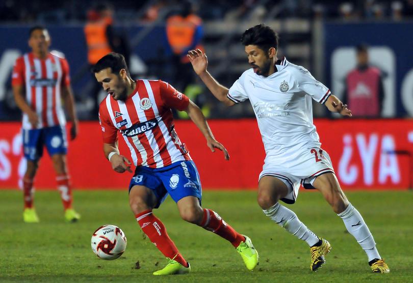 Chivas vs Atlético San Luis