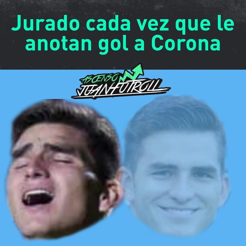 Los memes de la cruzazuleada de la Máquina ante Toluca
