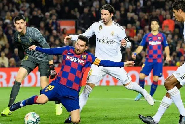 Barcelona vs Real Madrid ya tiene horario confirmado