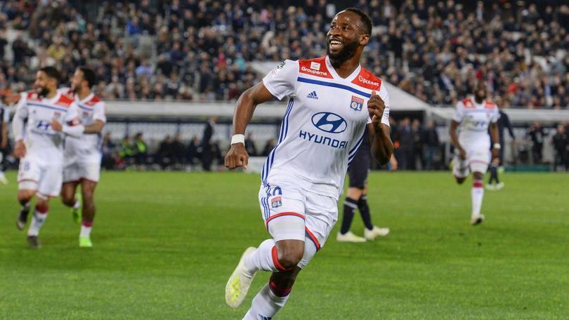 Moussa Dembélé – Olympique Lyon