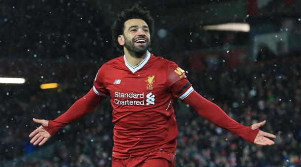 Mohamed Salah – Liverpool
