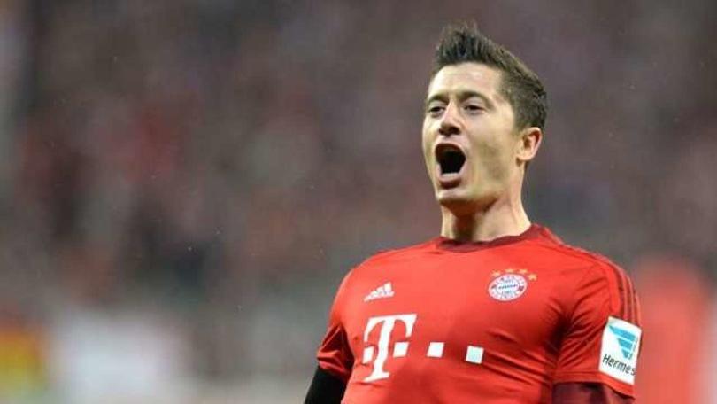 Robert Lewandowski – Bayern Múnich
