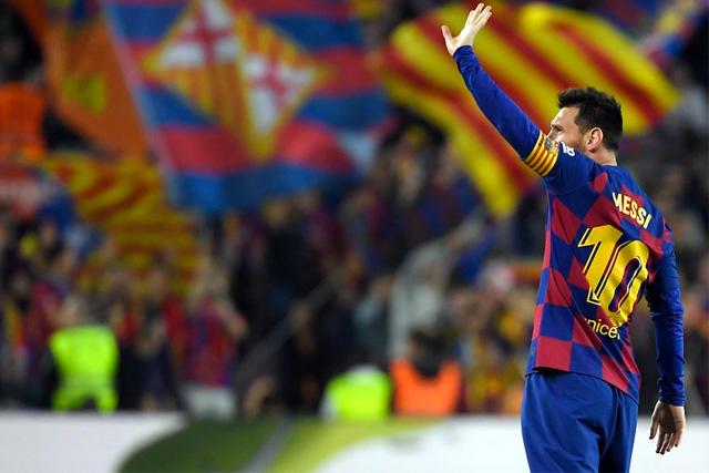 Lionel Messi, el amo de los octavos de la UCL