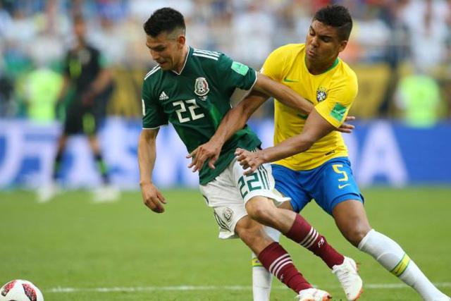 México podría jugar un amistoso contra Brasil