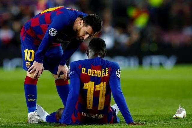 Barcelona ya tiene listo al sustituto de Dembélé