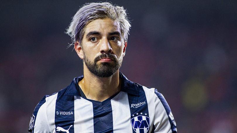 Rodolfo Pizarro en partido