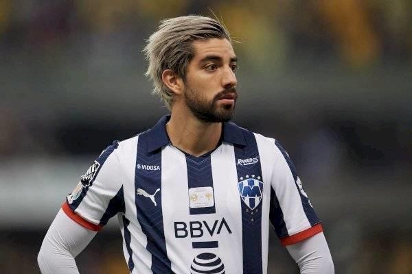 Monterrey ya tendría borrado a Rodolfo Pizarro