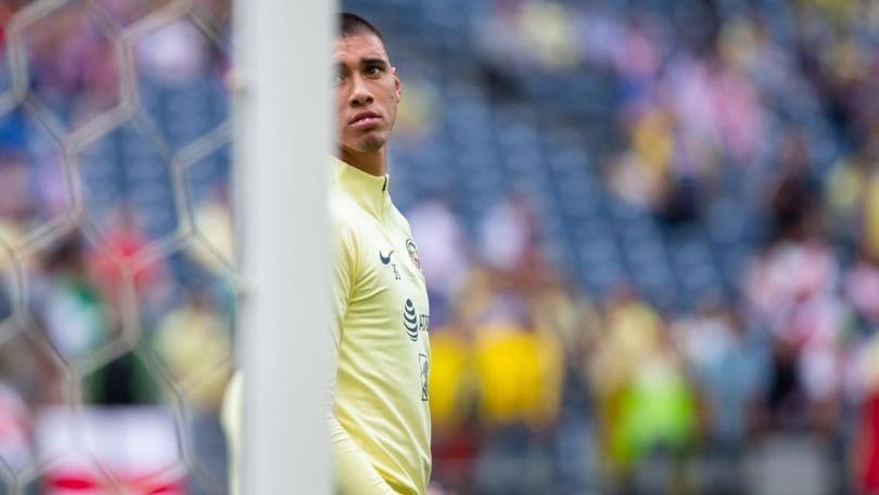 Luis Zamudio dejará al América para jugar en Estados Unidos