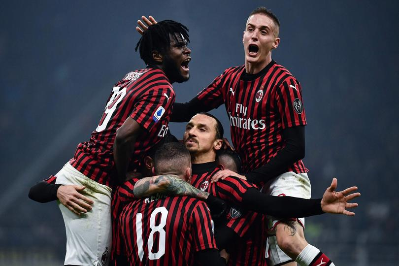 El gran gol de Ibrahimovic en el Derby della Madonina
