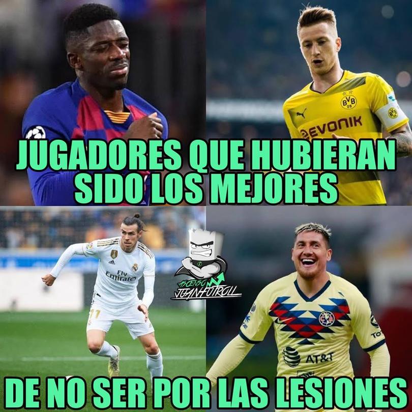Los mejores memes del Querétaro contra América