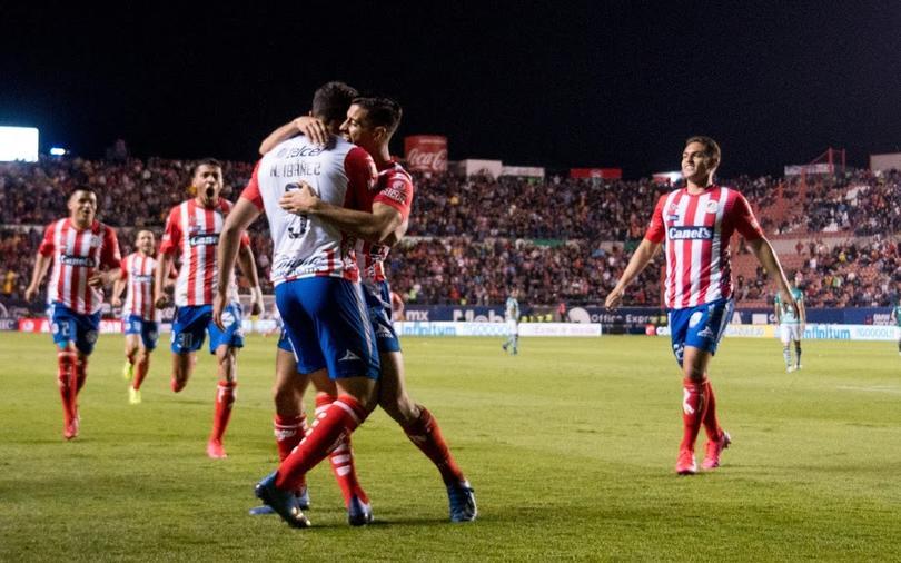 San Luis venció a León