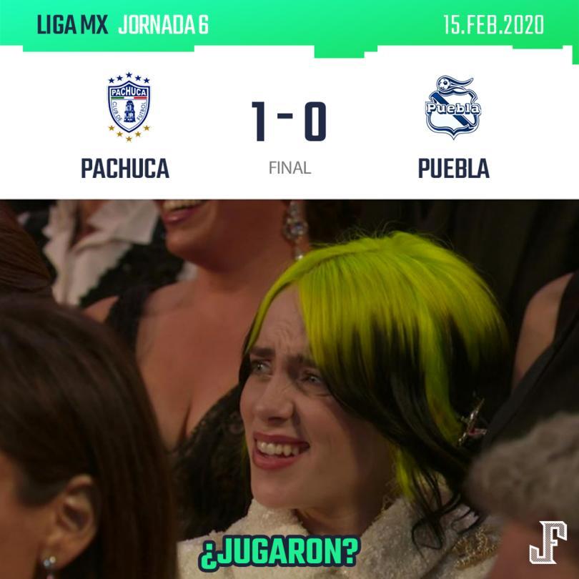 Con gol solitario de Franco Jara, Pachuca venció al Puebla y consiguió su segunda victoria del torneo.