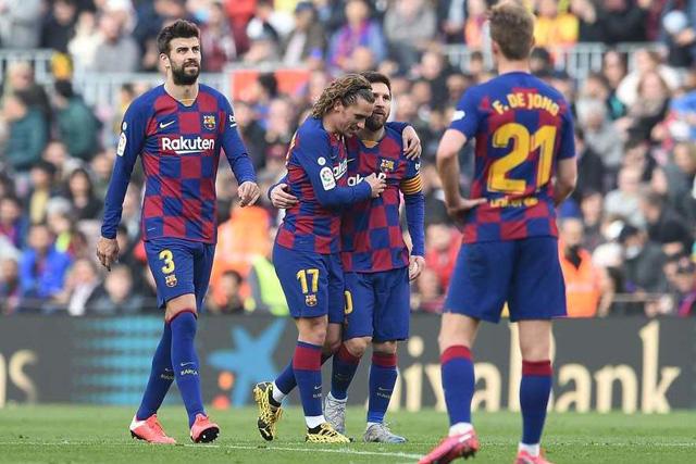 Barcelona habría contratado una empresa para atacar a sus jugadores