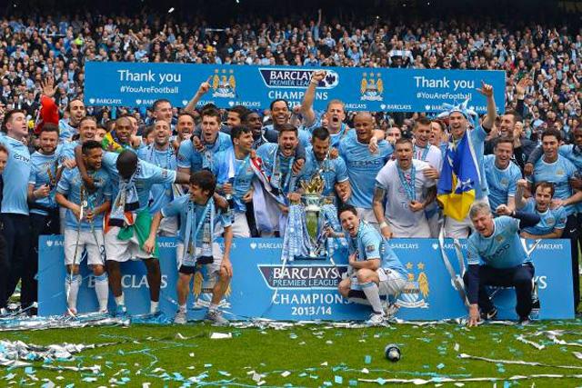 Manchester City podría perder su título de 2014