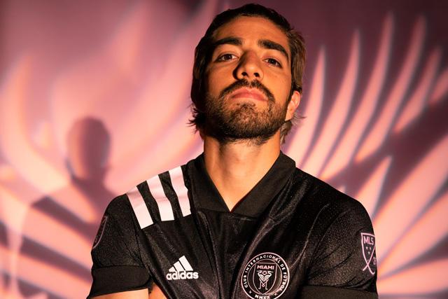 Rodolfo Pizarro fue presentado oficialmente como jugador del Inter Miami