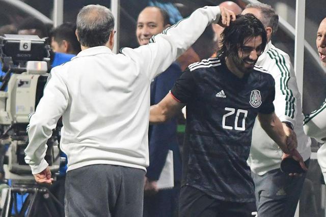 Rodolfo Pizarro recibió consejo del Tata para irse a la MLS