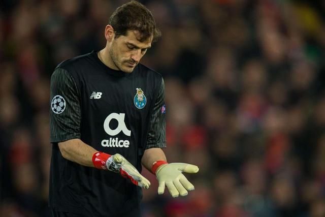 Iker Casillas se retirará de las canchas