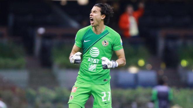 Óscar Jiménez en partido