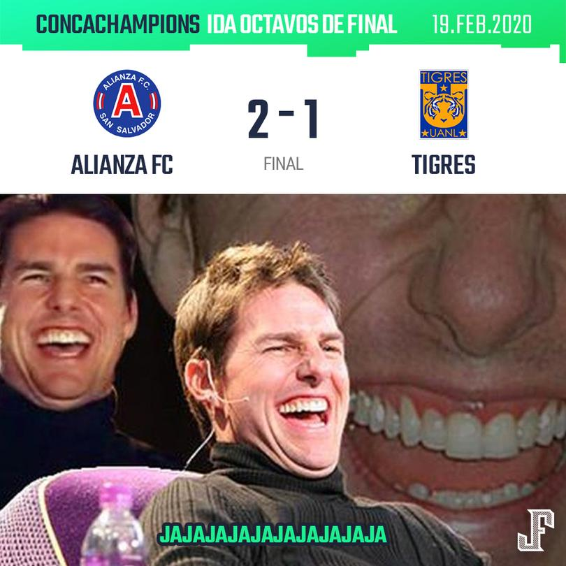 Tigres pierde ante Alianza FC