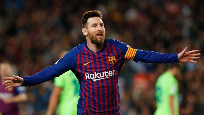 Messi se sinceró y habló de Ney, Lautaro  y otros temas.