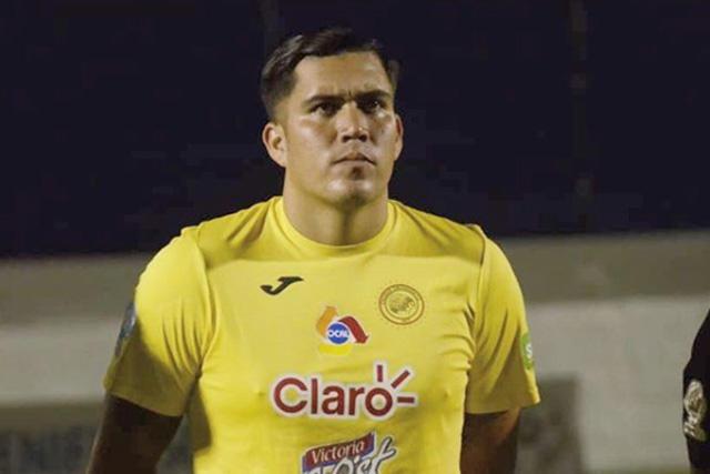 Bernardo Gradilla, portero mexicano, sufre cáncer de testículo