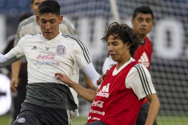 Edson Álvarez y Diego Lainez lideran la lista provisional del Preolímpico
