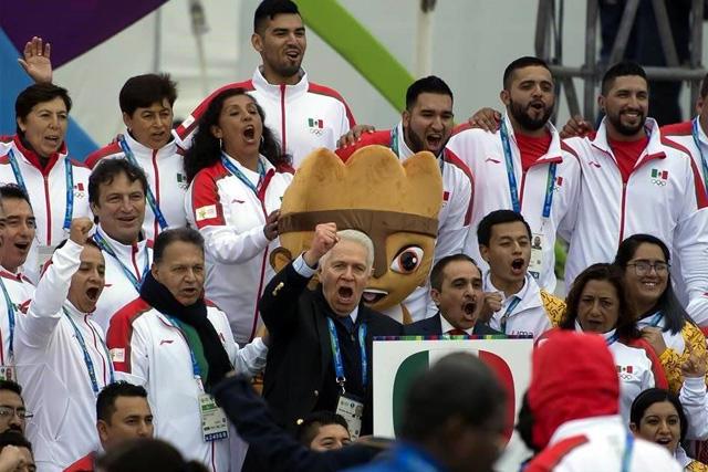 De mantenerse la alerta de coronavirus, México no mandaría a sus atletas a los JJOO