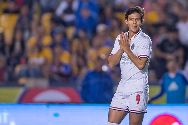 José Juan Macías sería uno de los cinco jugadores de Chivas en el PreOlímpico