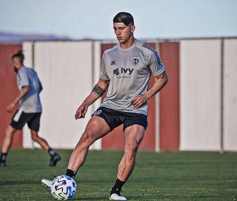 Primer gol de Alan Pulido en la MLS