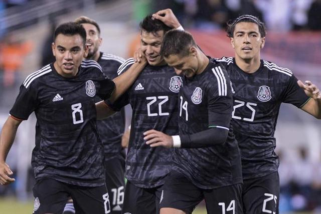 México jugará amistoso contra Colombia