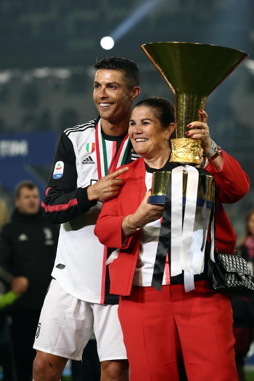 ¿Qué fue lo que le pasó a la mamá de Cristiano Ronaldo?